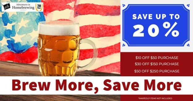 homebrewing.org sale