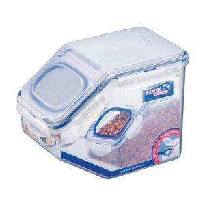 LOCK & LOCK Storage Bins Food Storage Container with Flip-top lids 84.54-oz / 10.57-cup