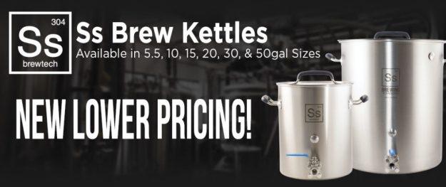 ss brewtech kettle deal
