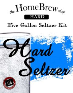 Homebrew Hard Seltzer Recipe Kit (5 gallon)