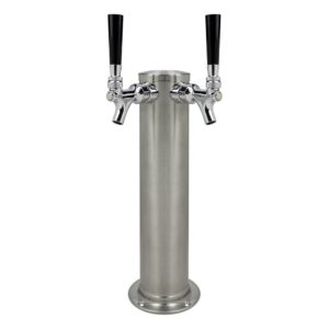 Kegco DT145-2BS-ASC Beer Tower