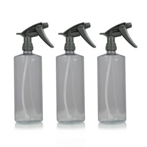 Chemical Guys Acc_121.16HD3 Acc_121.16HD-3PK Chemical Resistant Heavy Duty Bottle and Sprayer (16 oz) (Pack of 3)