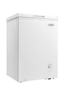 Arctic King 3.5 cu ft Chest Freezer, White