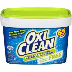 oxiclean versatile free homebrew