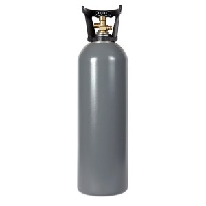 20 lb CO2 Cylinder with Handle – Aluminum – Recertified