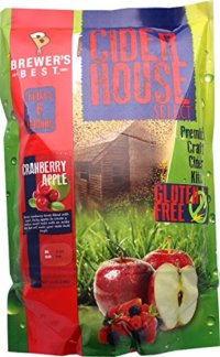Home Brew Ohio Gluten Free Cider House Select Cranberry Apple Cider Kit