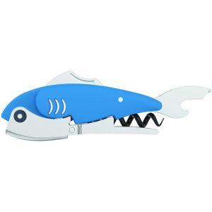 True Zoo 4224 Gillbert Fish Corkscrew by TrueZoo, Blue