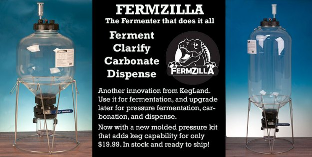 Fermzilla Molded Pressure Kit