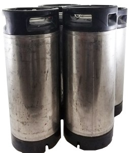 pin lock homebrew kegs