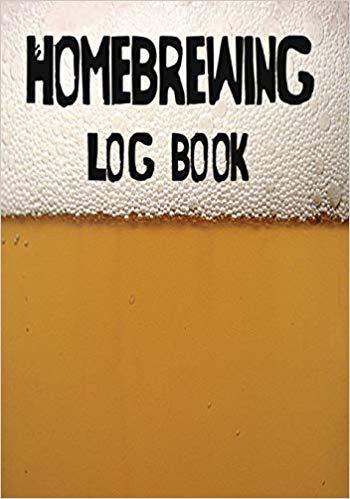 Homebrewing Log Book Diary