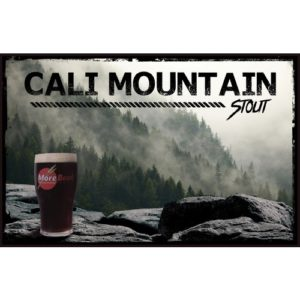 Sierra Nevada Stout Clone - Cali Mountain Stout