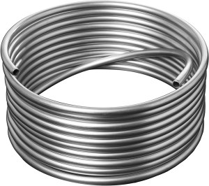 Jockey Box Coil 3/8-inch 25' Stainless Steel Tubing