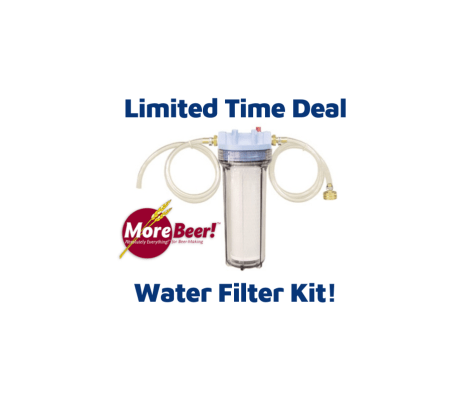 Homebrew Water Filter Kit - 10 in.