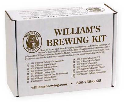 Father's Day Ale Home Brewing Beer Kit