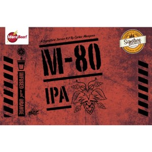 M-80 IPA by Carlos Musques (All Grain Kit)