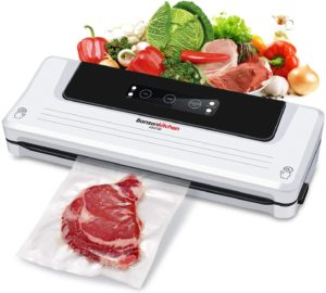 Upgrade Automatic Food Vacuum Sealer Machines, Sous Vide Food Saver Vacuum Sealing Machines, Food Preservation For Home, Kitchen, Meat