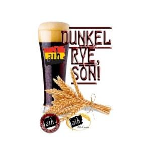 dunkel rye son homebrew recipe kits