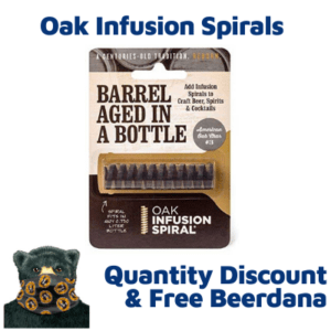 oak infusion spiral deal