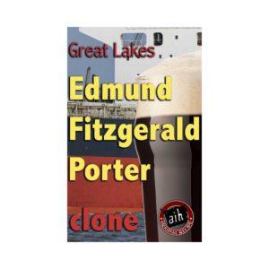 Edmund Fitzgerald Porter Clone Recipe Kit
