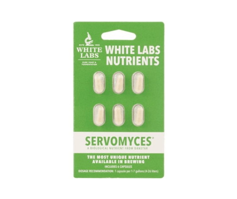 Servomyces Yeast Nutrient