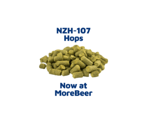 NZH-107 Hops (Pellets)