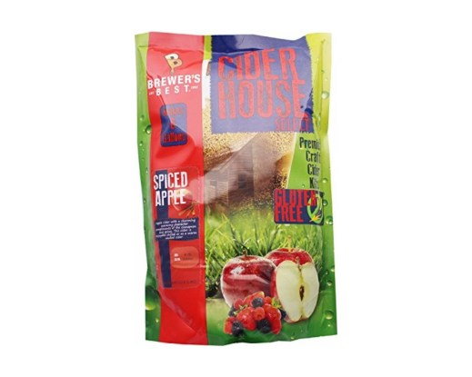 Gluten Free Cider House Select Spiced Apple Cider Kit