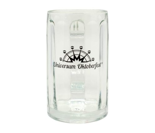 Universum Oktoberfest Beer Mug Munich Cup, Made in Germany (0,3Liter / 10.1fl oz)