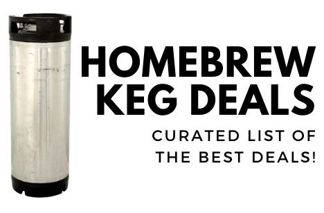 homebrew keg deals