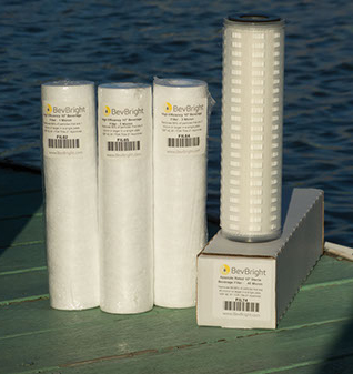 BevBright Absolute Rated Beverage Filter 1 Micron