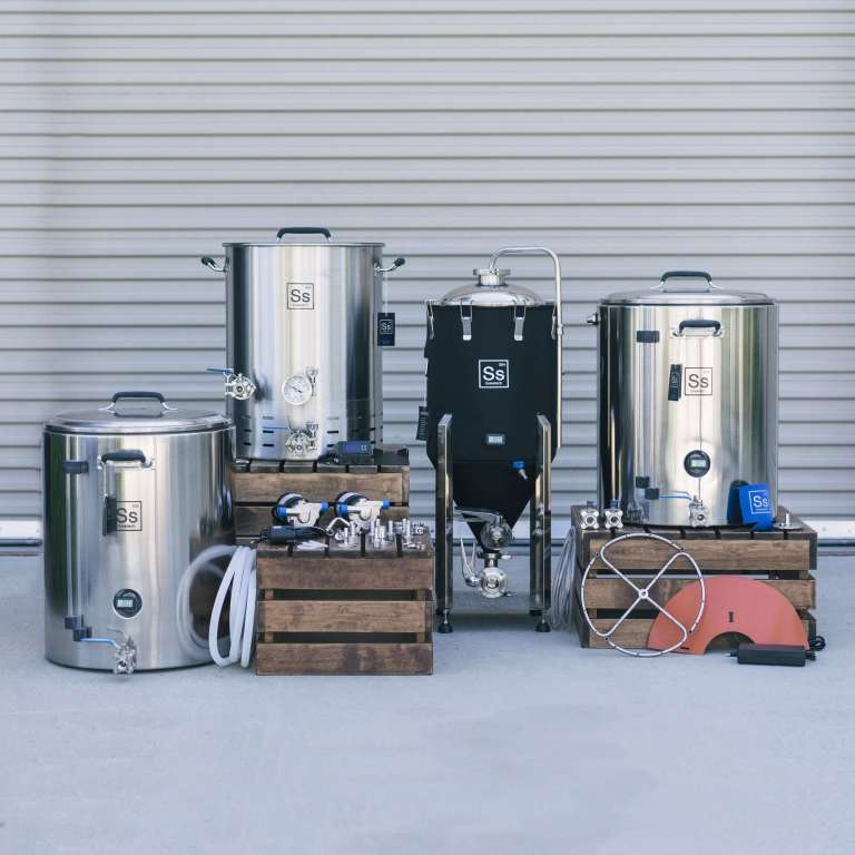 All-Grain Brewing Equipment