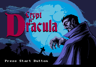 Crypt of Dracula