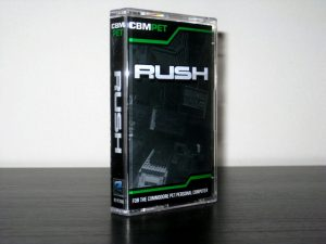 Rush for the Commodore PET - Packaging