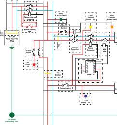 120v 240v wiring diagram r1 jpg [ 1600 x 1473 Pixel ]