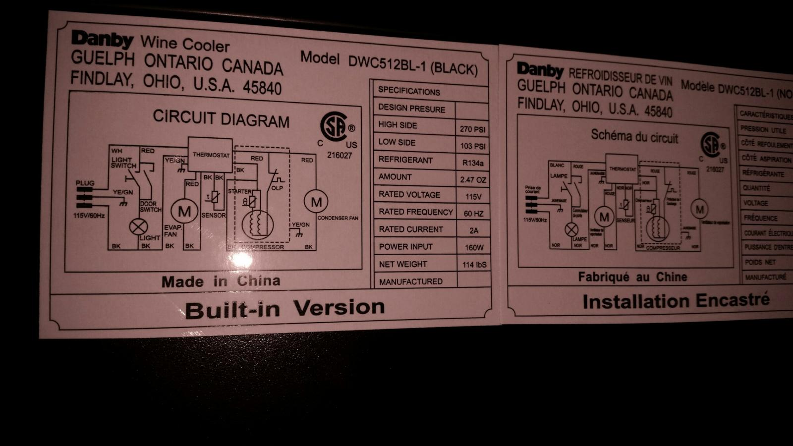 hight resolution of daewoo refrigerator wiring diagram