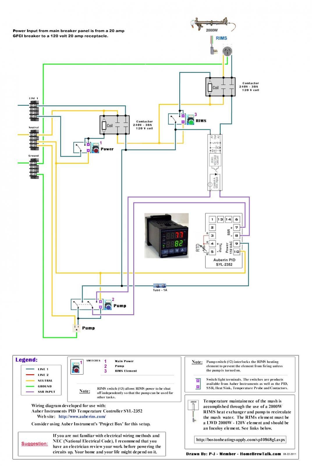 hight resolution of auberin wiring1 syl 2352 basic1 rims jpg