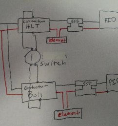 electrical contactor diagram kitchen on circuit diagram contactor parts  [ 4320 x 2432 Pixel ]