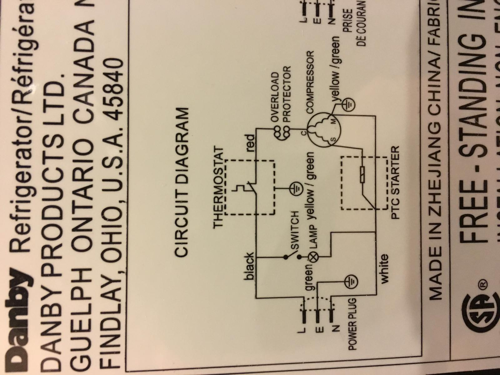 hight resolution of stc 1000 wiring for danby mini fridge homebrewtalk com beerdanby wiring diagram 2