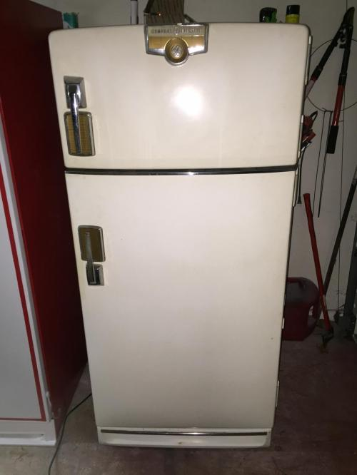 small resolution of vintage ge refrigerator relay question homebrewtalk com beer old ge refrigerator model numbers 1954 ge refrigerator wiring diagram