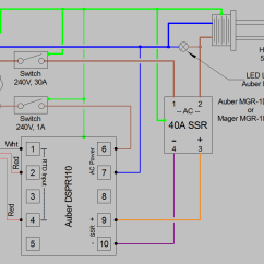 Pid Temperature Controller Kit Wiring Diagram Vt Commodore Fuel Pump Modore Crayonbox Rex C100