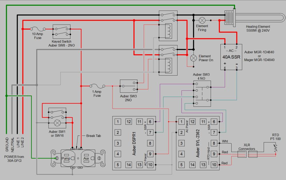 medium resolution of pid dspr1 pump 120v or 240v rev 2 png