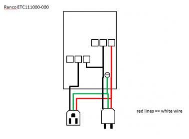 digital temperature controller circuit diagram wiring for 610 phone socket to rj45 ranco all data etc 111000 schematic