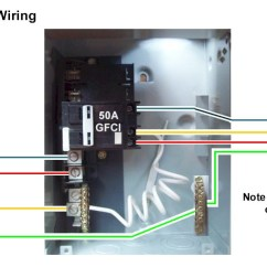 Square D Gfci Wiring Diagram Autometer Electric Oil Pressure Gauge Is There A Way To Test If Breaker Bad   Homebrewtalk.com - Beer, Wine, Mead, & Cider ...