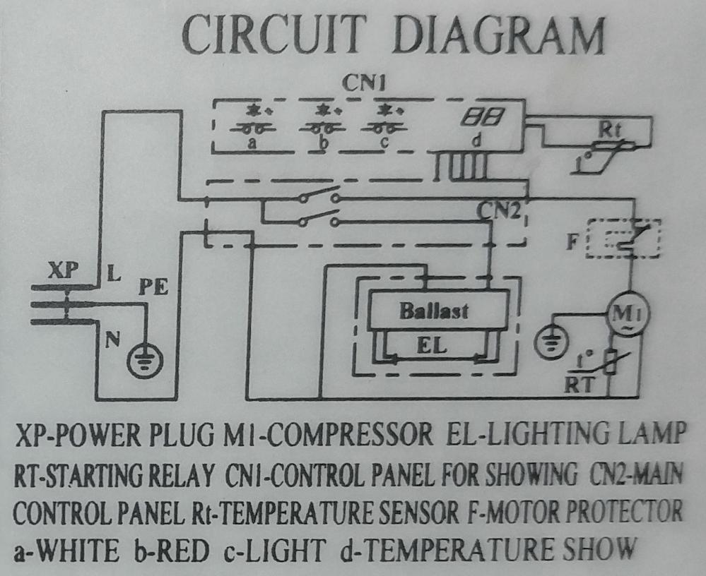 medium resolution of wire a wine fridge w an inkbird homebrewtalk com beer winewine cooler wiring diagram
