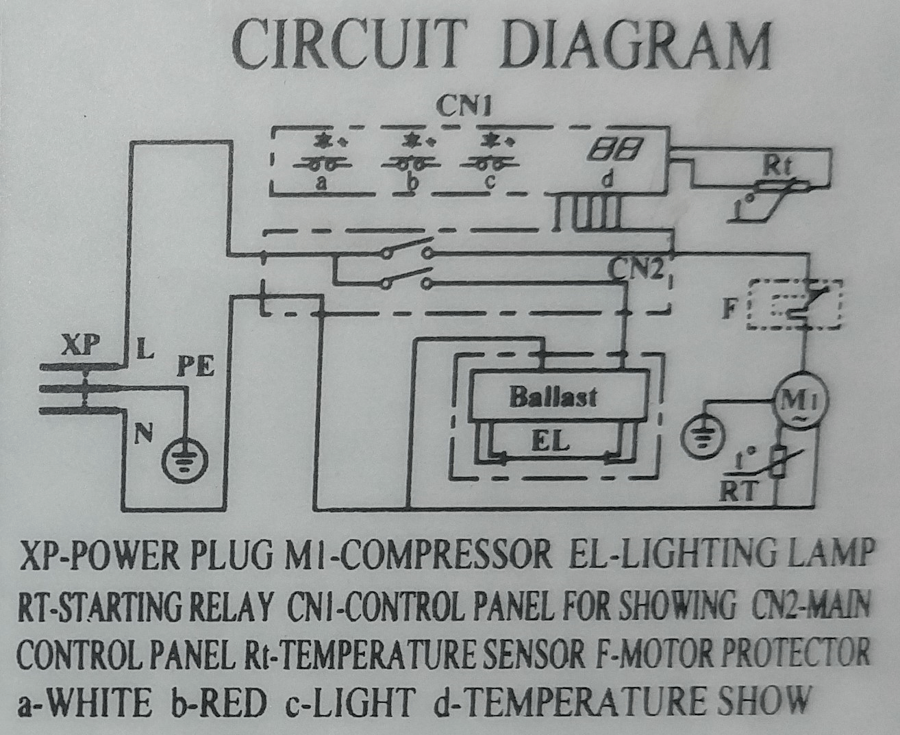 hight resolution of wire a wine fridge w an inkbird homebrewtalk com beer winewine cooler wiring diagram