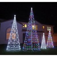 Christmas Tree Outdoor Lights - Christmas Decore