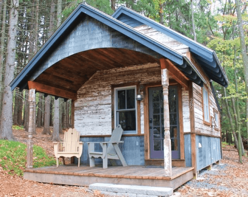 Tiny Home Build by Hobbitat Spaces