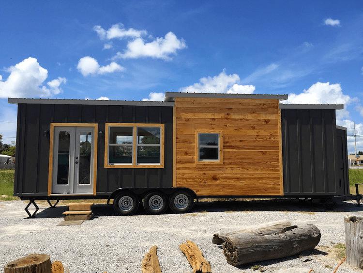 North Carolina Custom Tiny House