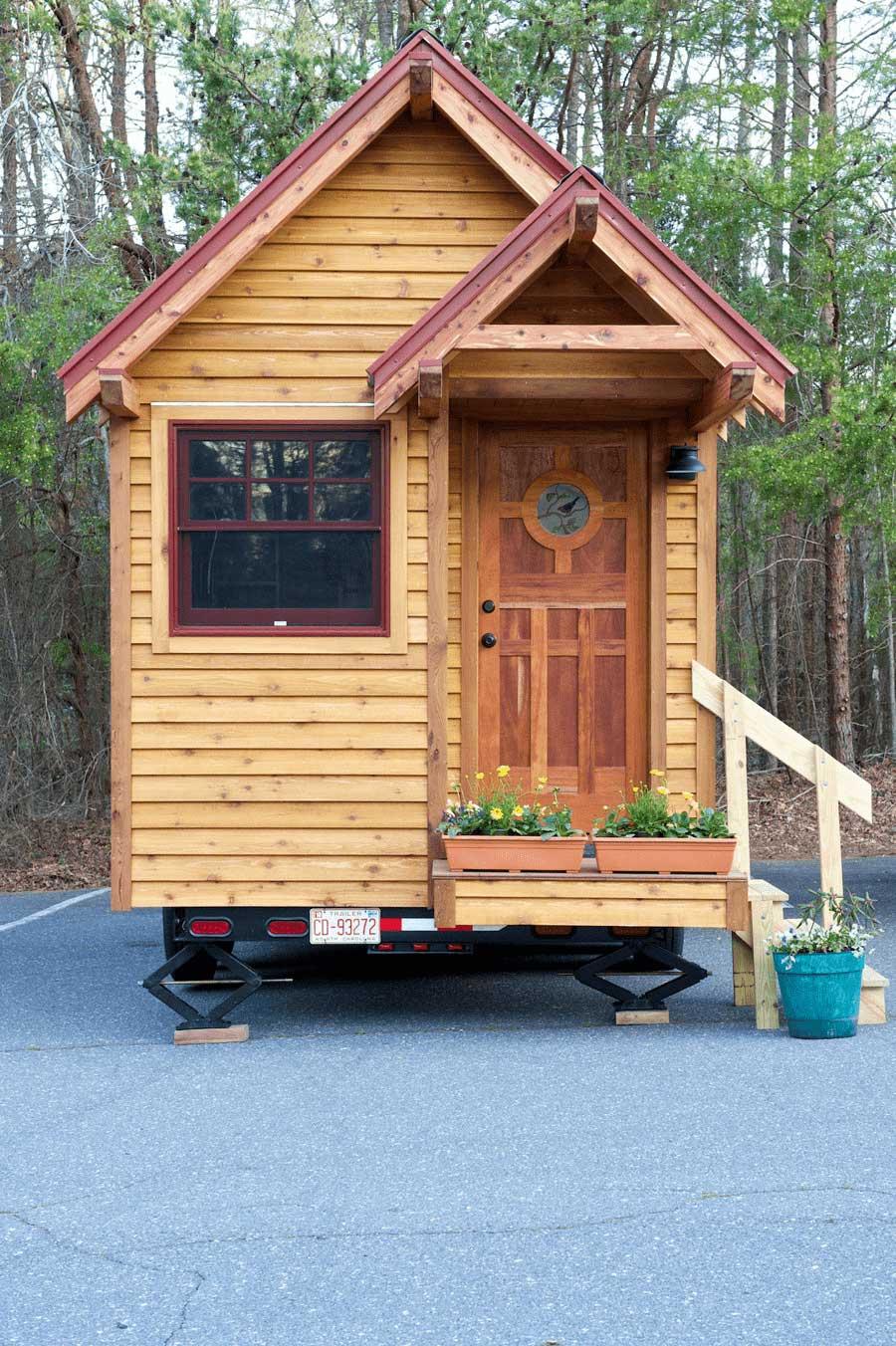 North Carolina Custom Tiny Homes
