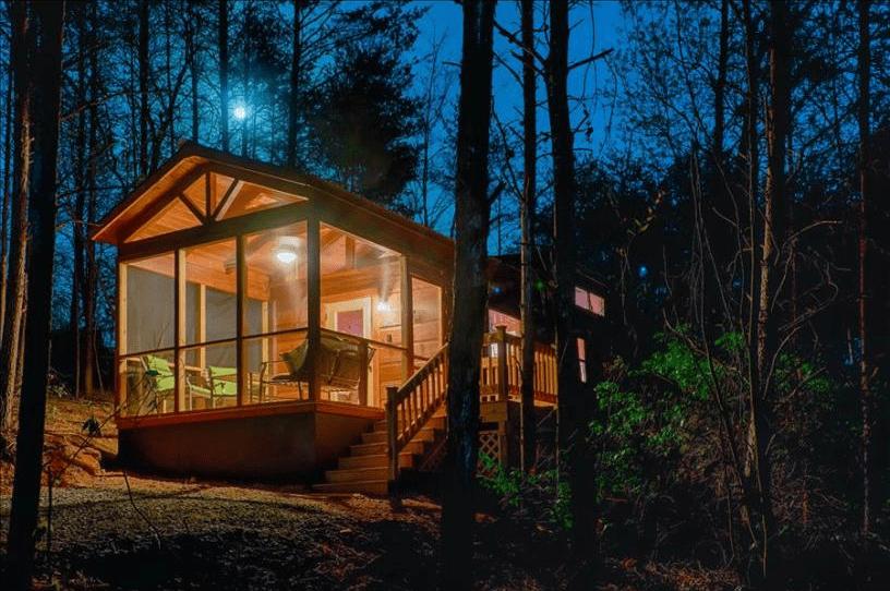 South Carolina Custom Tiny Homes