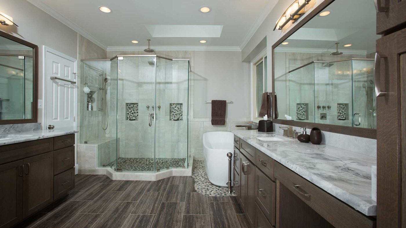 The Best Bathroom Remodeling Contractors in Washington D.C.   Before & After Photos